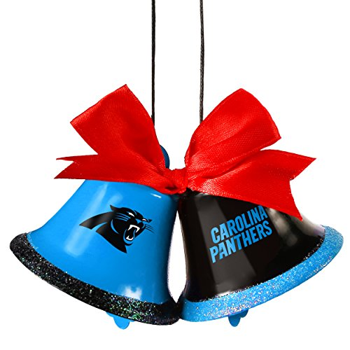 Christmas 2 Bells - Carolina Panthers