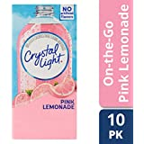 Crystal Light Pink Lemonade On The Go, 1.3 oz.? 10 ct