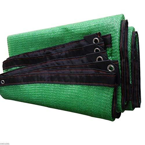 ビヨン合併症代理人LIXIONG サンシェード シェーディングネット ターポリン 暗号化 屋外 日焼け止め キャンプ 植物の保護 シェード 抗UV ポリエチレン、 複数のサイズ (色 : Green, サイズ さいず : 3 x 6m)