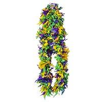 """Nuevo Deluxe Mardi Gras 72 """"Accesorio de vestuario Feather Boa"""