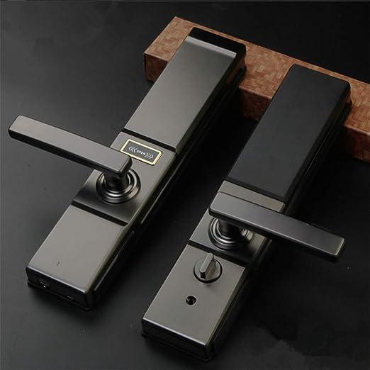 HXYL Smart Lock Cerradura electrónica para Puerta con ...