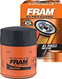 FRAM Extra Guard PH4386, 10K Mile Change Interval Spin-On Oil Filter