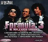 formula 3 - il mio canto libero AudioCD