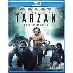 The Legend of Tarzan [Blu-ray]
