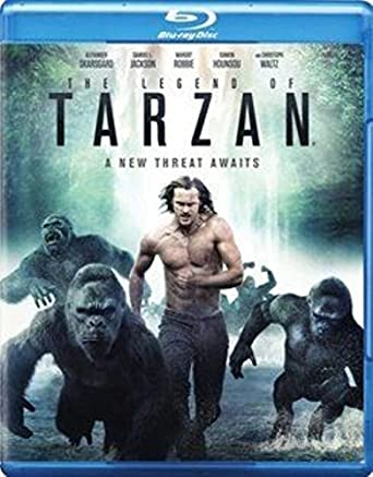 The Legend of Tarzan 2016 BluRay 720p 600MB ( Hindi – English ) ESubs MKV