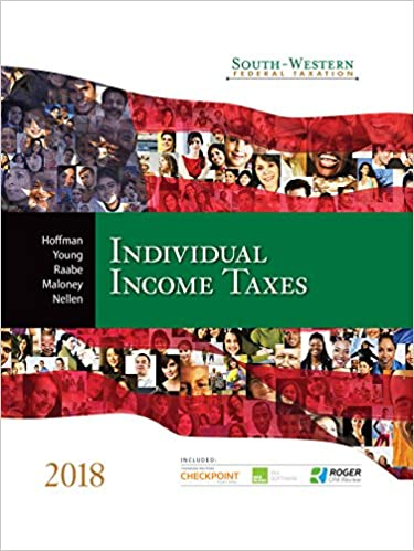 Amazon south western federal taxation 2018 individual income amazon south western federal taxation 2018 individual income taxes ebook william h hoffman james c young william a raabe david m maloney fandeluxe Gallery