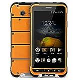 Ulefone ARMOR - 4.7 pollici Corning Gorilla Glass 3 schermo impermeabile antiurto antipolvere IP68 4G smartphone Android 6.0 Octa core a 1,3 GHz 3GB di RAM 32GB ROM 5MP + 13 MP fotocamera NFC GPS Slim corpo - arancia