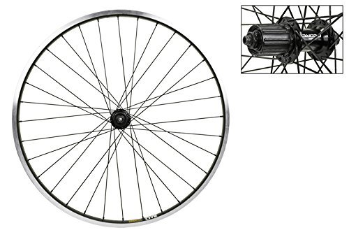 Sun Rhyno Liteリアホイール – 26 x 1.5、8 / 9スピード、32h、QR、all-black by WheelMaster   B01KH4GO5I