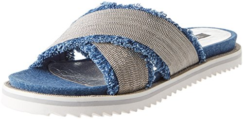 free shipping new styles Steffen Schraut Women's 83 Sand Road Mules Blue (Jeans 115) cheap 2014 outlet store sale online wide range of for sale vWoFRus8Mn