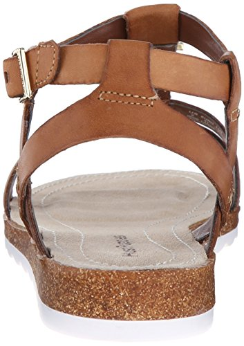 Tan Jade Marron Bretta Puppies Sandalias Mujer Hush nExYq6ww