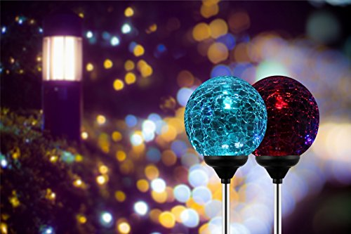 Christmas Solar Lights Outdoor 2 Pack Of Oxyled Solar