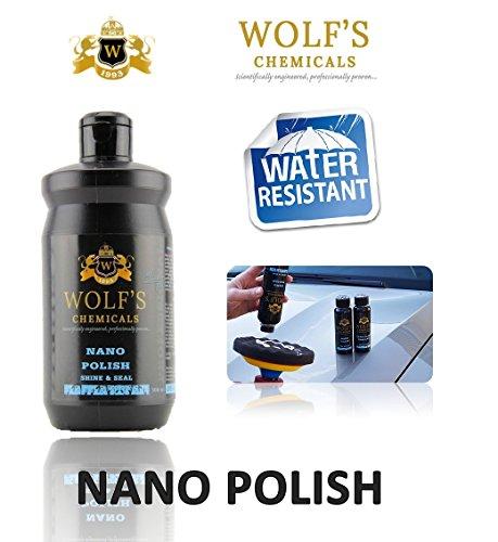Loup de produits chimiques Nano Vernis Brillance et joint d'étanchéité pour carrosserie (également Revêtement de verre)