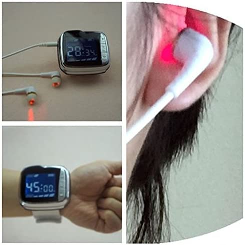 Home Care Laser for Tinnitus Medicomat Help for Ringing in The Ears