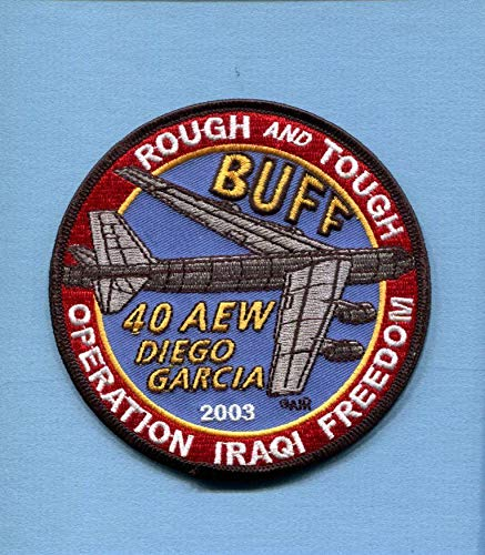 Embroidered Patch-Patches for Women Man- 40th AEW Boeing for sale  Delivered anywhere in USA