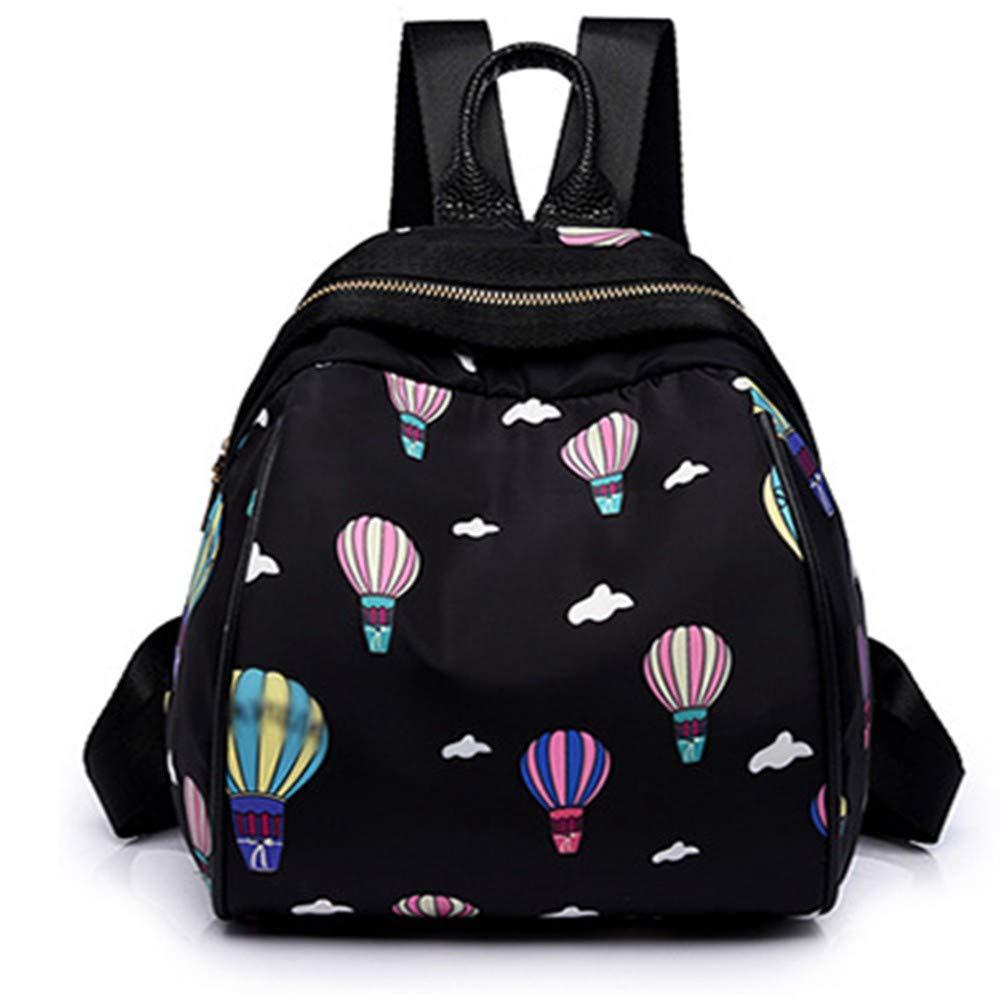 Reiserucksack Ballon Rucksack Nylontasche Damen Umhängetasche Outdoor Sporttasche Lässig Brusttasche B07KQ8DZX5 Daypacks Kunde zuerst