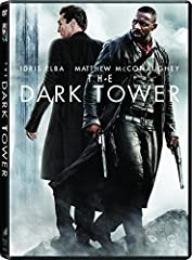 Based on the best-selling book series by highly-acclaimed author Stephen King. The last Gunslinger, Roland (Idris Elba), has been locked in an eternal battle with the Man in Black (Matthew McConaughey), determined to prevent him from toppling...