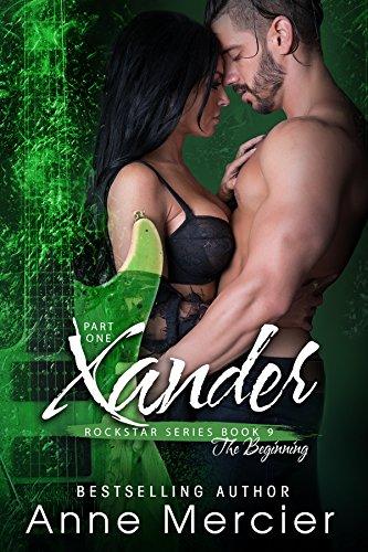 Xander Book Beginning Rockstar ebook product image