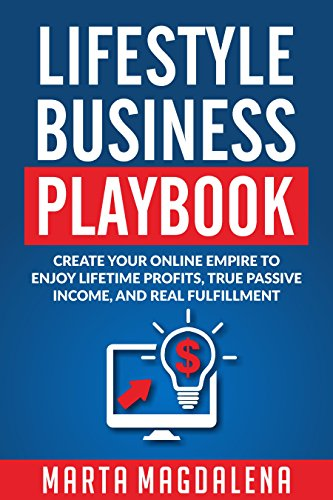Lifestyle Business Playbook by Marta Magdalena ebook deal