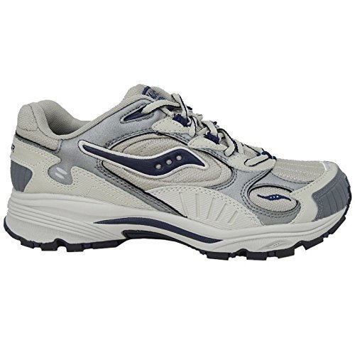 Saucony Men's Grid Aura TR 4 Outdoor Walking Shoes Mens White 2448 2 xQGXtE