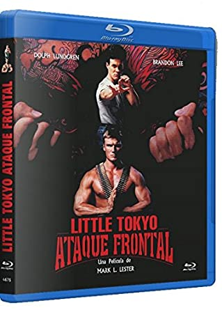 Little Tokyo: Ataque Frontal BD 1991 Showdown in Little ...