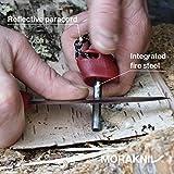 Morakniv Companion Spark 3.9-Inch Fixed-Blade