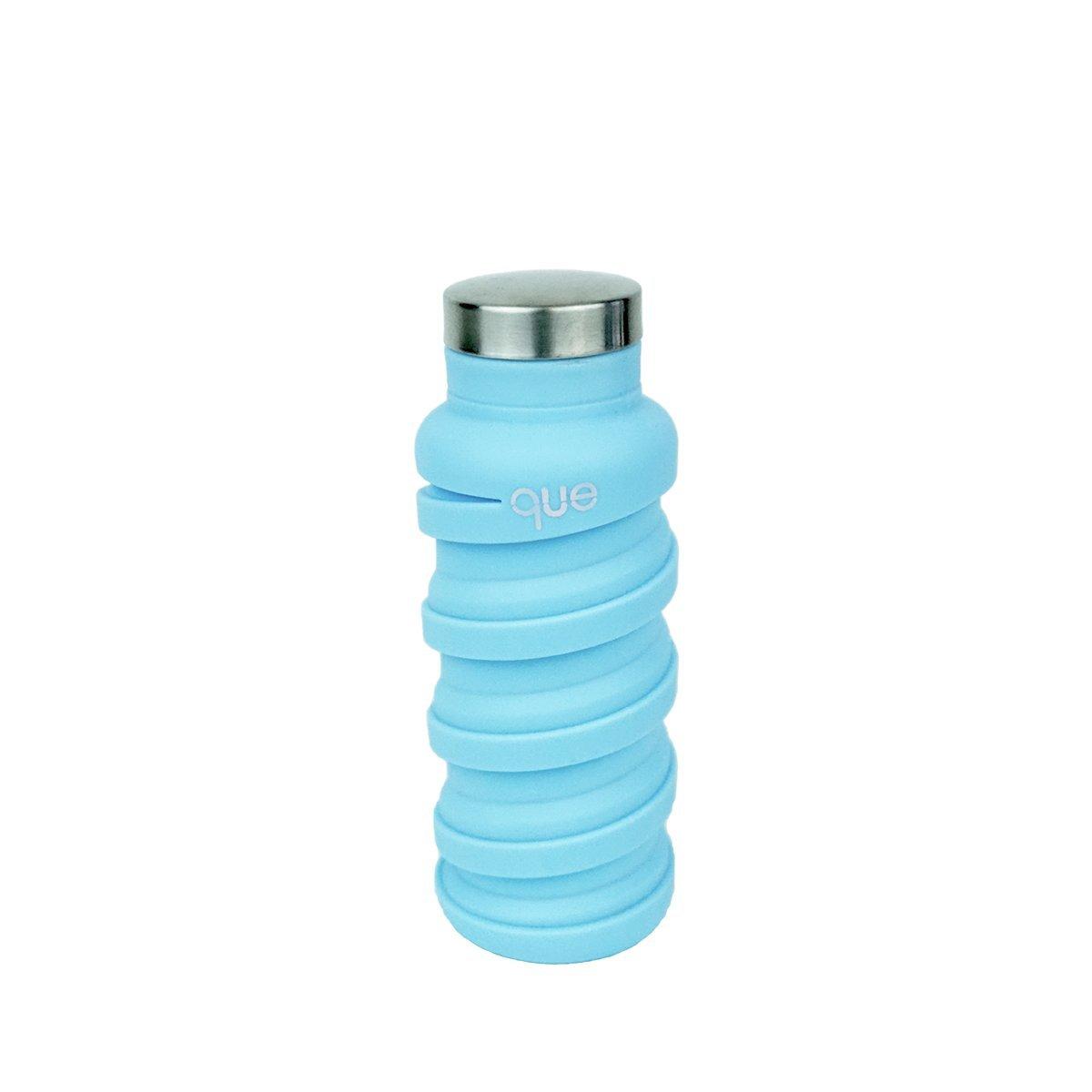 伸縮自在!噂のスーパー水筒「que Bottle(キューボトル)」が日本初上陸!の画像