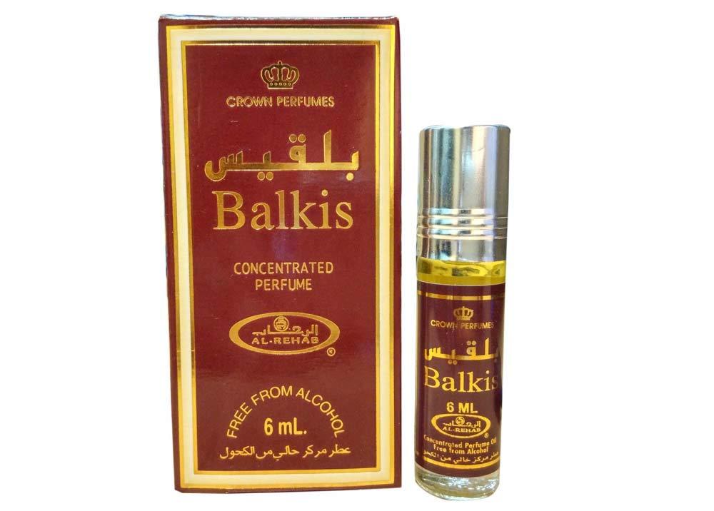 balkis al Rehab 6ML PROFUMO in olio di alta qualità orientalisch arabo Oud misk Musk