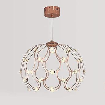 Vindeng Boules Led Perles Suspension Luminaire 34w