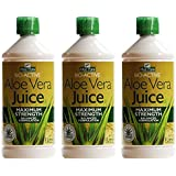 (3 PACK) - Aloe Pura - Aloe Vera Juice | 1000ml | 3 PACK BUNDLE