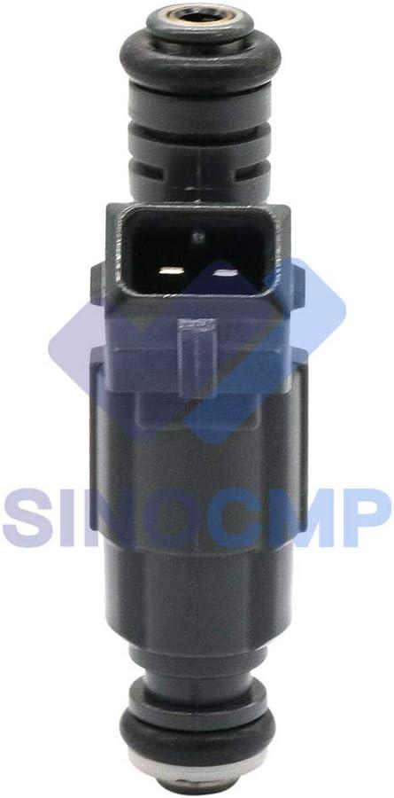 SINOCMP 8 Piezas 0280155931 Inyectores de Combustible para Holden VT VX VU VY VZ V8 5.7L LS1 Gen 3 Commodore Calais SS 3 meses de garant/ía