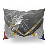 Society6 Flags - Philippines Pillow Sham Standard (20'' x 26'') Set of 2