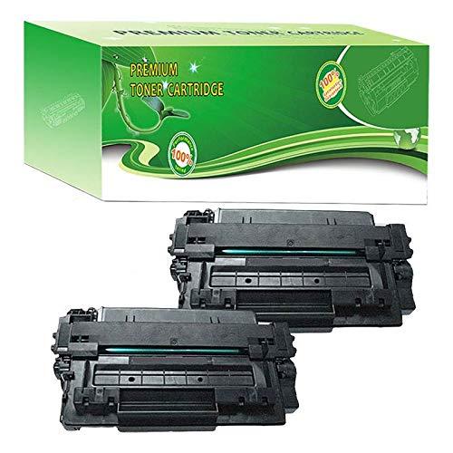 ABCink C3900A 00A Toner Compatible for HP Laserjet 4V,4MV Printer Toner Cartridge,8100 Yields(2 Pack,Black)