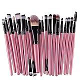 Facial Yoga Lip Lines - LUNIWEI Beauty Makeup 20 PCS/Set Brush Set(Choose Expedited Only Cost $2.99)