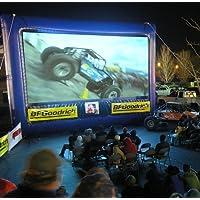 OpenAirCinema E30 Elite Line 30 x 17 ft. Inflatable Screen