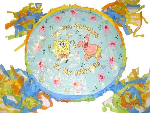 (Bday Parties Sponge Bob Squarepants Patrick Party Pinata Custom)