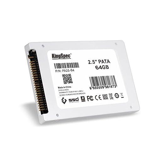57 opinioni per KingSpec PATA(IDE) MLC SSD Unità a Stato Solido Solid State Drive per PC Laptop