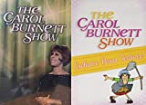 Television Classic The Carol Burnett Show 5-DVD Set featuring 9 Episodes and Classic Sketches with Exclusive Bonus Rare Outtakes, Featurettes and Interviews