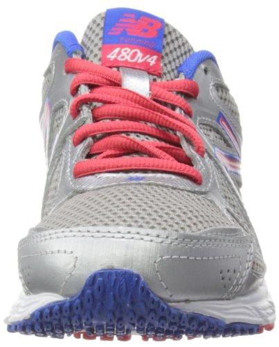 Pink running W480SP4 New Chaussures Silver Argent femme de Balance pBwq8