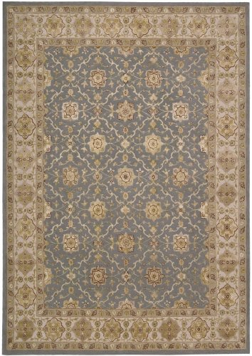 Nourison 3000 Aqua Traditional Persian 3'9