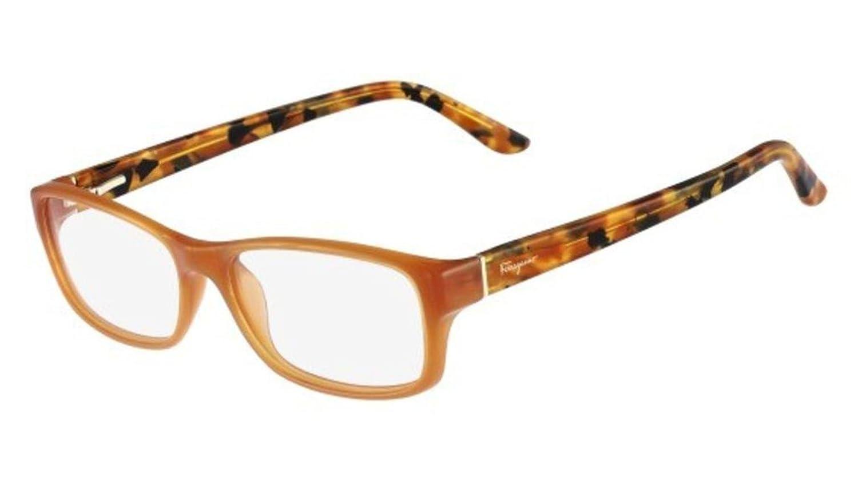 New Salvatore FERRAGAMO Eyeglasses - SF2667 740 - Honey (53-15-135)