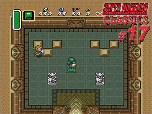Clip: A Link to the Past - Desert Palace (Link And Zelda A Link To The Past)