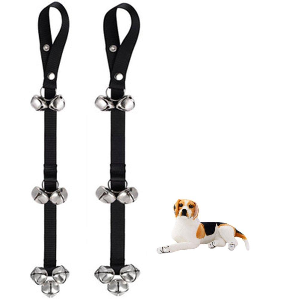 Surenhap - 2 campanas de perro para entrenar a tu cachorro: Amazon.es: Hogar