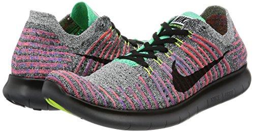 Flyknit Uomo Nike Scarpe Grey Rn Free Corsa Da qyAYrEgpA