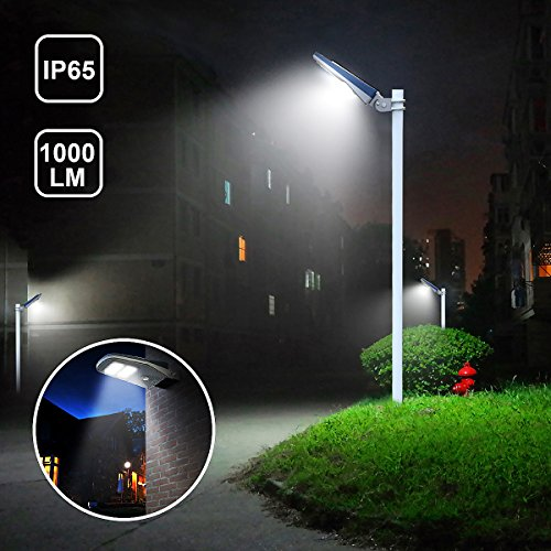 Gbgs Street Amp Area Lighting Solar Outdoor Ip65 With Remote