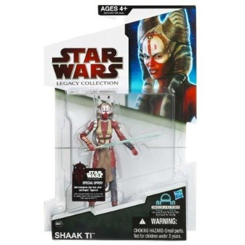 Star Wars 2009 Legacy Collection BuildADroid Action Figure BD No. 61 Shaak Ti Force Unleashed B0031JAZBG