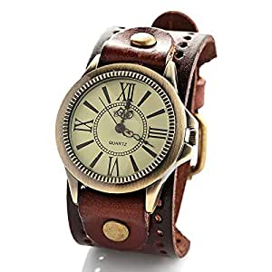 Casual Watch For Unisex Analog Leather - JW1743