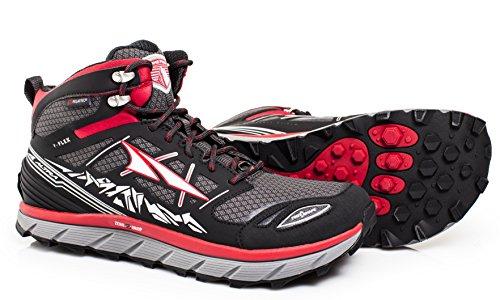 - Altra Lone Peak 3.0 Mid Neoshell Trail Running Shoe - Men's Red, 10.5