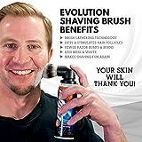 Legacy Shave Evolution Brush - World's 1st