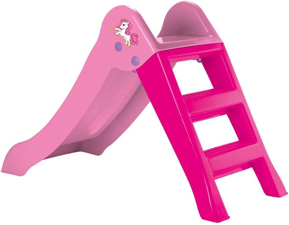 Dolu 2501 First Slide Pink Unicorn Spielzeug