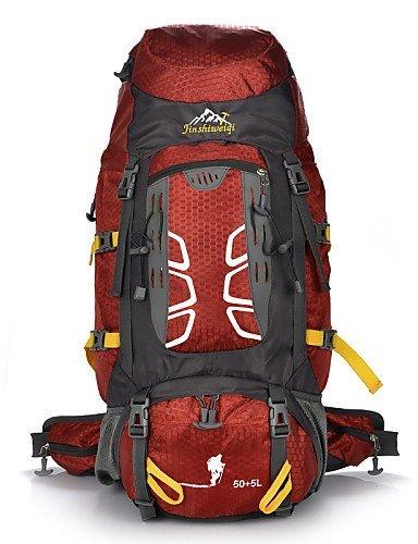 GXS Professional Outdoor Sport Reiten Camping wasserabweisend Multifunktions Schultern Bergsteigen Taschen grün - grün fiJwTkUj